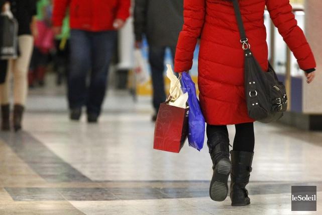 L'apport économique du secteur du commerce de détail... (Le Soleil, Yan Doublet)
