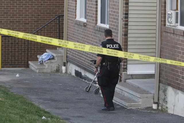 Au moins six des homicides survenus sur le... (Simon Séguin-Bertrand, LeDroit)