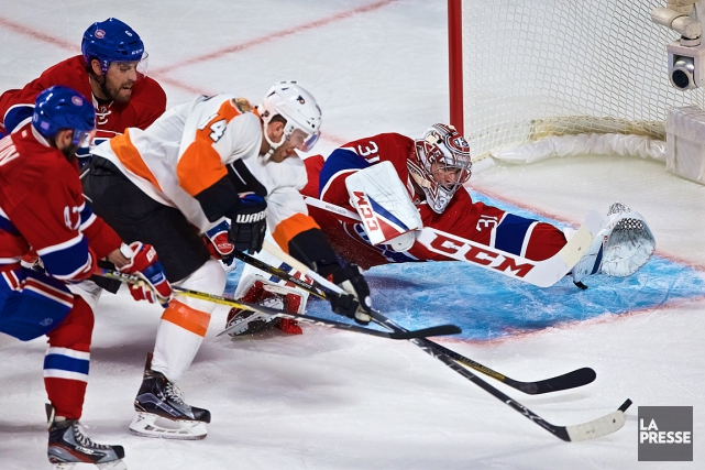 Carey Price n'a accordé qu'un seul but aux... (PHOTO ANDRÉ PICHETTE, ARCHIVES LA PRESSE)