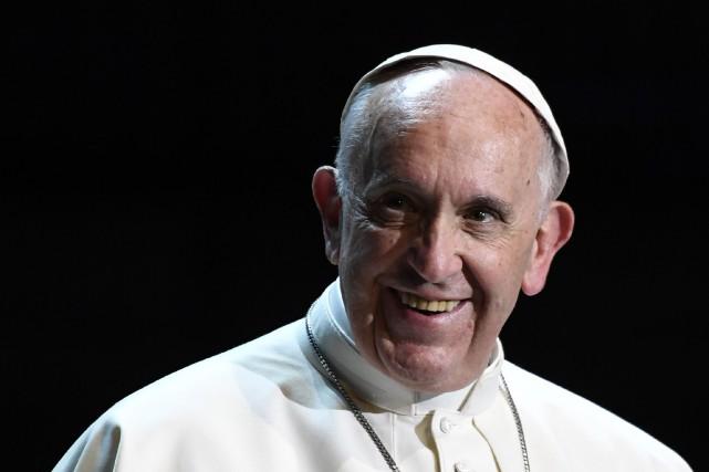 Le pape François avait inauguré le Jubilé de... (Photo AFP)
