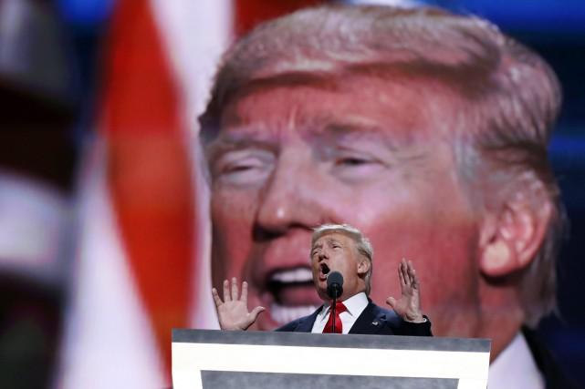 M. Trump a vécu sa vie «sans tout... (Photo AP)