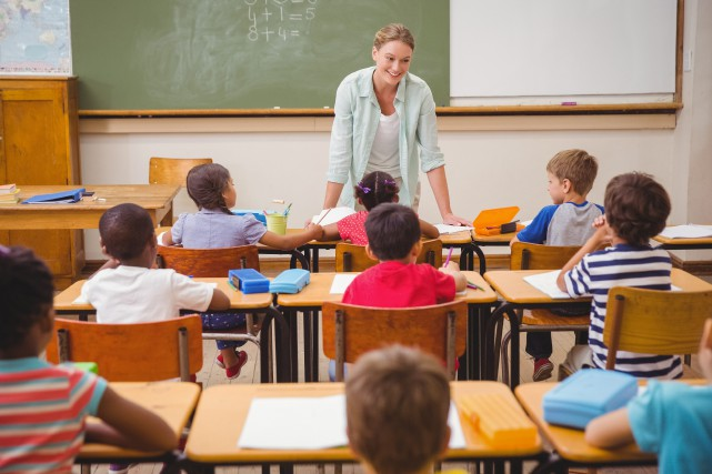Les futurs enseignants de la région maîtrisent-ils suffisamment le français... (Photo 123RF)