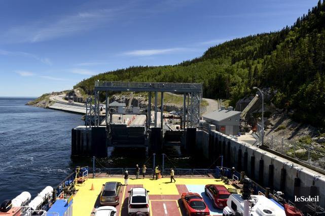 La Société du pont sur le Saguenay publiera... (Photothèque Le Soleil)