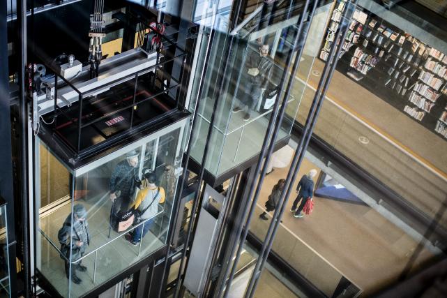 À Montréal, 8 des 45 bibliothèques offriront bientôt... (Photothèque Le Soleil)