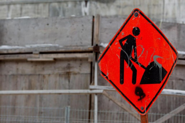 Montréal avait observé une chute de 22 à... (Photo Olivier Jean, Archives La Presse)