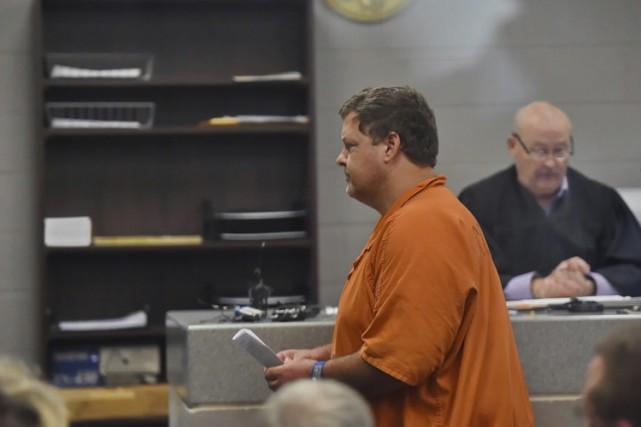 Todd Kohlheppfait face à cinq chefs d'accusation, dont... (PHOTO AP)