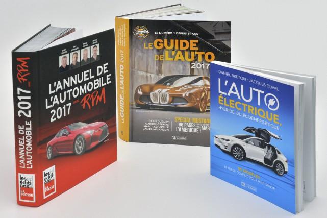 L'annuel de l'automobile 2017 - avec RPM et... (Le Soleil, Patrice Laroche)