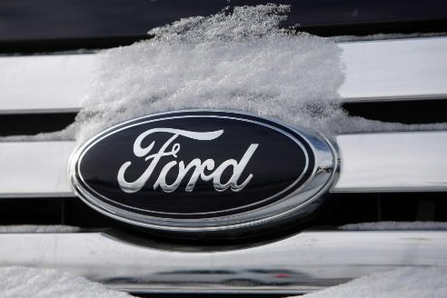 Ford, le deuxième constructeur automobile américain, a fortement abaissé jeudi... (Photo: Associated Press)