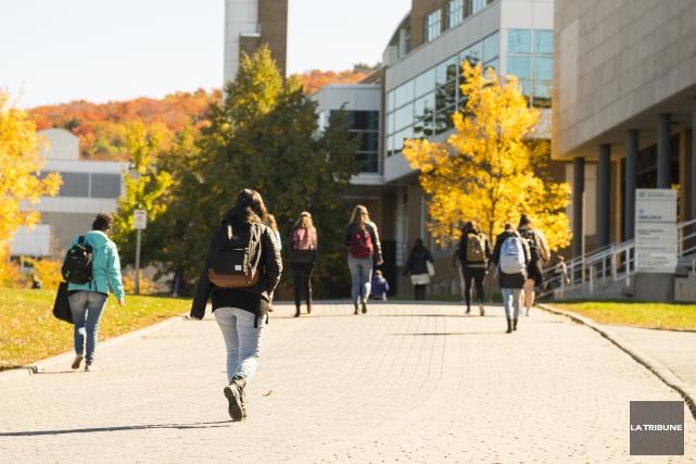 L'Association des musulmans de l'Université de Sherbrooke a tenu à «rassurer... (Archives La Tribune, Marie-Lou Béland)