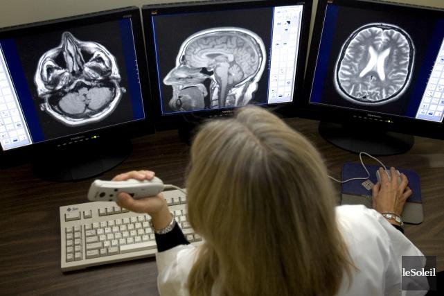 L'Association des radiologistes du Québec est mitigée quant... (Photothèque Le Soleil)