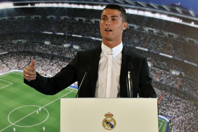 Choisi à trois reprises le joueur par excellence,... (PHOTO AFP)