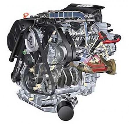 Un V6 Audi.... (Photo : Audi)
