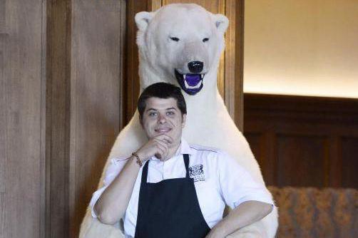 Stéphane Modat,chef des restaurants auChâteau Frontenac.... (Photo Yan Doublet, Le Soleil)