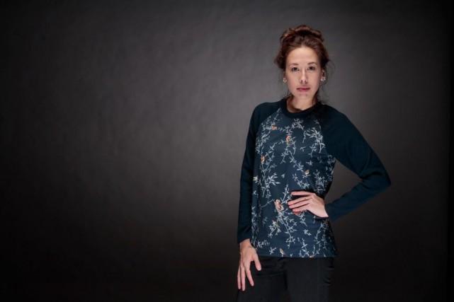 Cette semaine, la comédienneCynthia Wu-Maheux nous fait part... (PHOTO HUGO-SéBASTIEN AUBERT, LA PRESSE)
