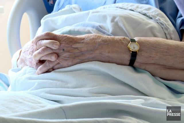 Devant l'approche «morcelée» des soins palliatifs au Canada, divers... (PHOTO archives LA PRESSE)