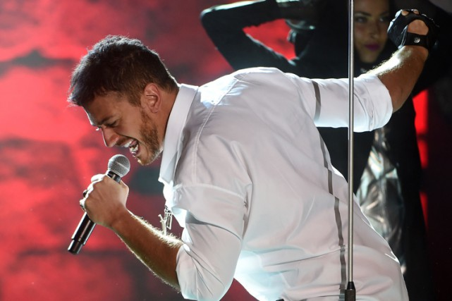 Saad Lamjarred... (PHOTO AFP)