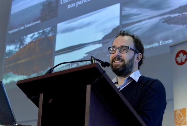 Professeur à l'Université de Sherbrooke, Yannick Huot fera... (Spectre Média, Maxime Picard)