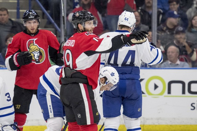 Derick Brassard n'a marqué qu'un seul but et... (Liam Richards, Archives La Presse canadienne)