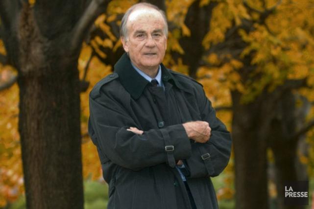 Professeur émérite, Jacques Grand'Maison a également été curé... (Archives, La Presse)