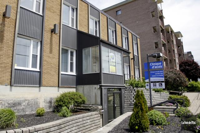 La clinique d'accès de la rue Saint-Jacques offre... (archives La Voix de l'Est)