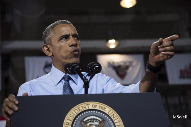 Début octobre, l'administration Obama avait accusé la Russie... (Photothèque Le Soleil)