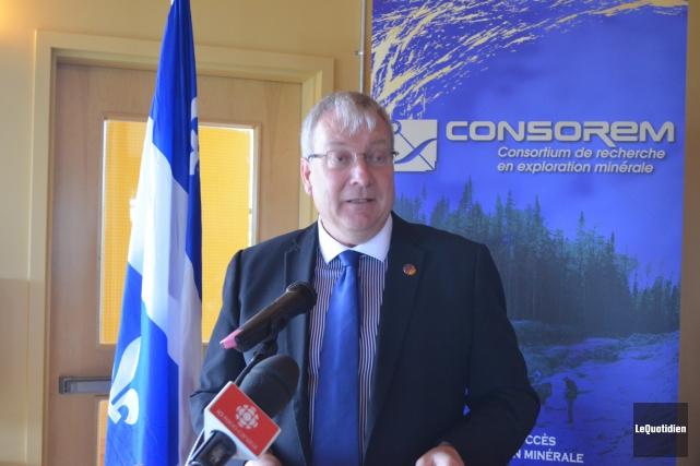«Le Québec veut faire la démonstration que son... (Archives Le Quotidien, Louis Potvin)