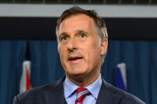 Maxime Bernier... (PHOTO ARCHIVES LA PRESSE CANADIENNE)