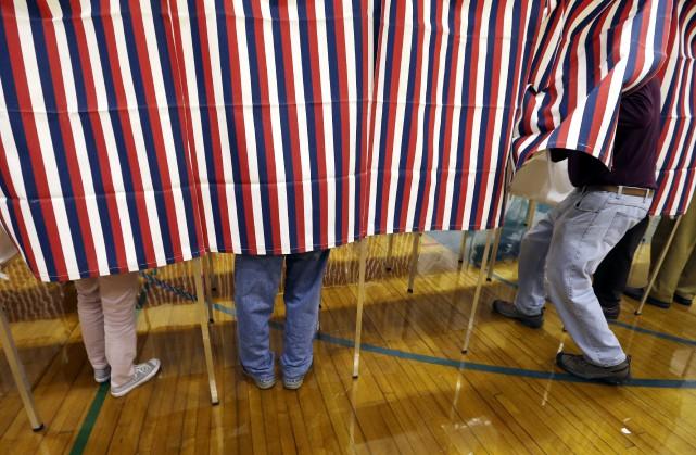 La médiatisation de l'élection américaine semble avoir incité de nombreux... (Photo AP)