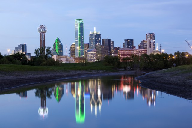 Dallas au Texas... (PHOTO THINKSTOCK)