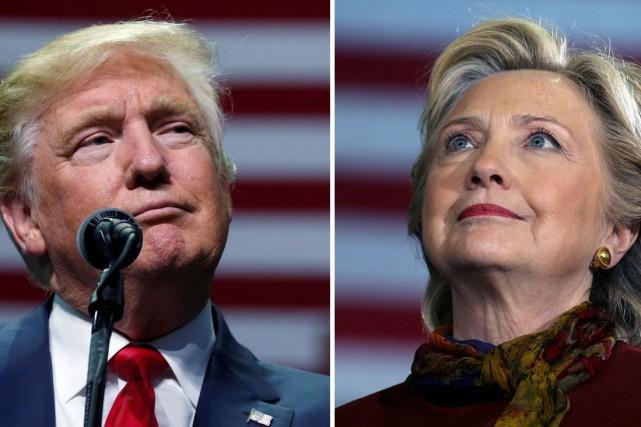 Qui sera élu président des États-Unis?...