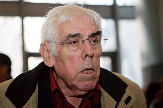 Raoul Coutard, en 2007.... (Archives Agence France-Presse)