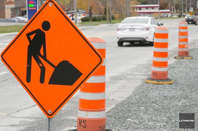Le vieux débat sur la culture contre l'asphalte... (Archives, La Tribune)