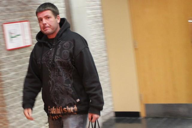 Éric Letarte risque une peine d'incarcération à la... (La Tribune, René-Charles Quirion)