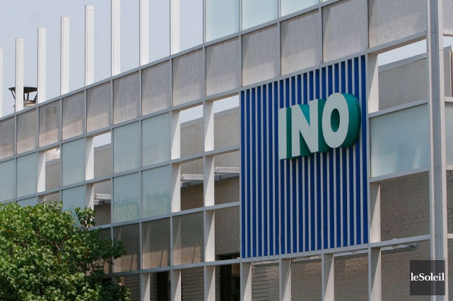 L'Institut national d'optique... (Photothèque Le Soleil)
