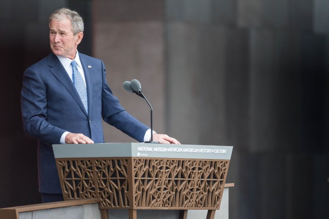 George W. Bush avait donné des indications selon lesquelles... (PHOTO ARCHIVES AFP)