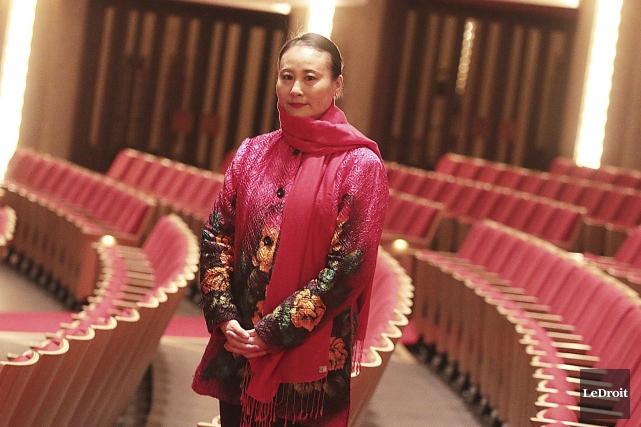 La directrice du Shanghai Ballet, Lili Xin... (Etienne Ranger, Le Droit)
