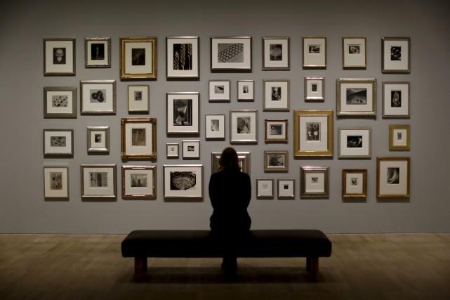 L'expositionThe Radical Eye,qui débute cette semaine au musée... (AP, Matt Dunham)