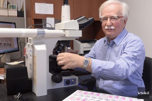 LeDrSimon Jacob est un pathologiste spécialisé dans les... (Le Soleil, Jean-Marie Villeneuve)