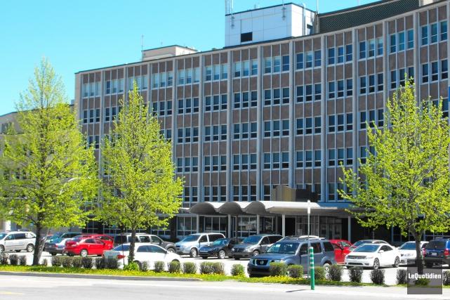 Hôpital de Roberval... (Archives Le Quotidien)