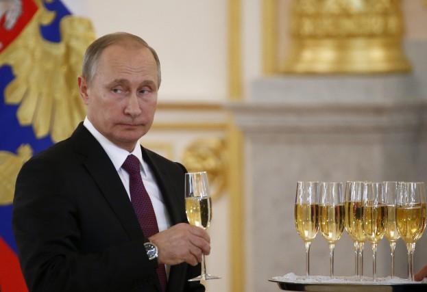 Vladimir Poutine aurait lui-même donné les instructions sur... (Photothèque Le Soleil)
