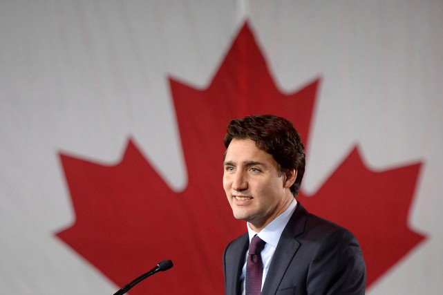 Le premier ministre du Canada, Justin Trudeau.... (Archives La Presse canadienne, Sean Kilpatrick)