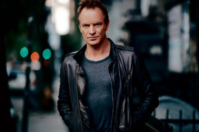 Le chanteur britannique Sting a annoncé lundi son intention de reverser à une... (Photo fournie par Universal Music)