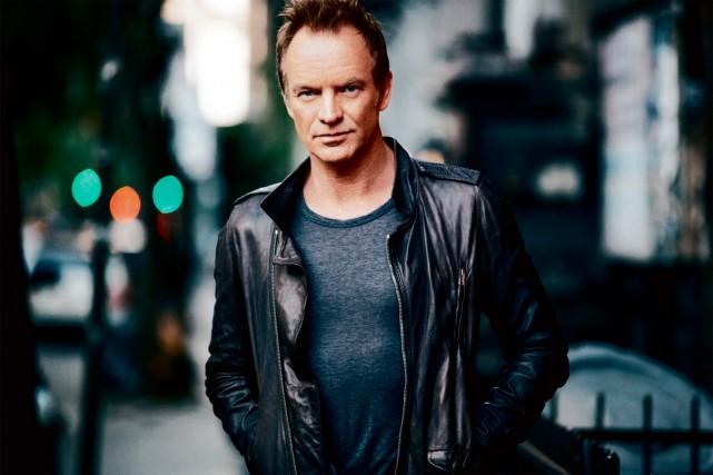 Le chanteur Sting se produira au Métropolis le 6 mars prochain dans le cadre de... (Photo fournie par Universal Music)