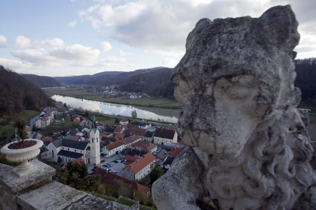 Sevnicaest située à une centaine de kilomètres de... (AP, Darko Bandic)