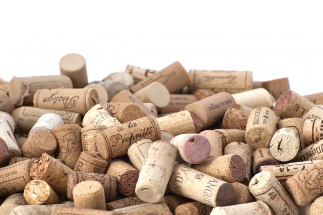 «Quoi? Du mousseux bouchonné?» Chaque fois que j'ouvre une bouteille de vin... (PHOTO THINKSTOCK)