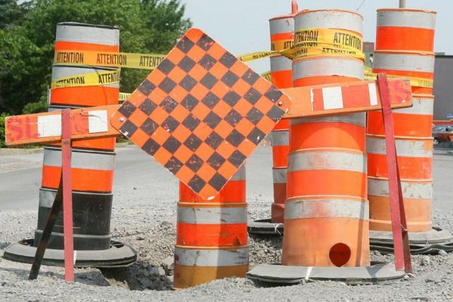 Des 141 projets d'infrastructures adoptés par le conseil... (Archives, LeDroit)