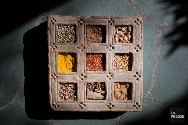 Cet automne, deux livres célébrant les traditions culinaires de l'Orient nous... (PHOTO ÉDOUARD PLANTE-FRÉCHETTE, LA PRESSE)