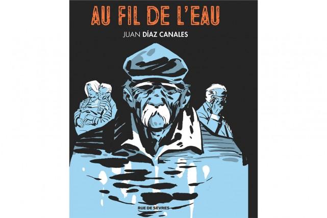 Au fil de l'eau,deJuan Diaz Canales... (Image fournie par Rue de Sèvres)