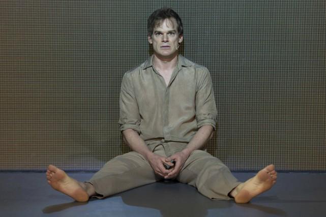 Lazarusraconte la vie tourmentée de Thomas Newton (Michael... (AFP, Justin Tallis)