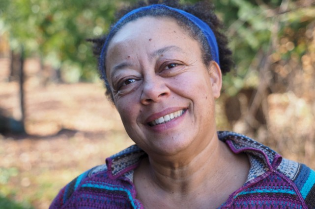 Sandra Rénélique est cofondatrice de la Fondation l'école... (ALAIN DION)